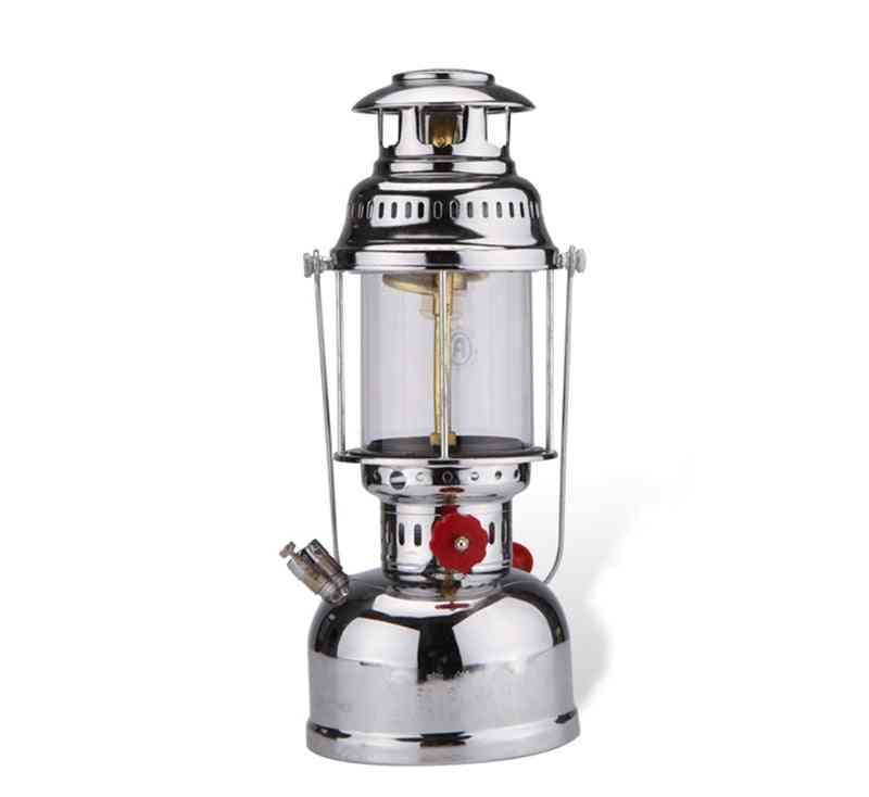 Stainless Steel, Durable And Portable Gas Lanterns-camping Light