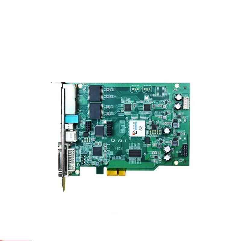 Colorlight S2 Sending Card - Smart Detection System