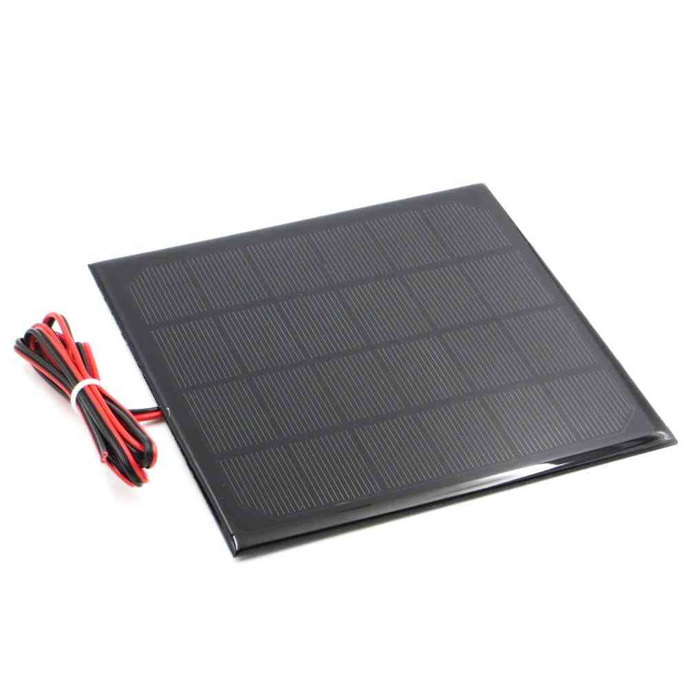 Mini Solar System For Battery Cell Phone Charger