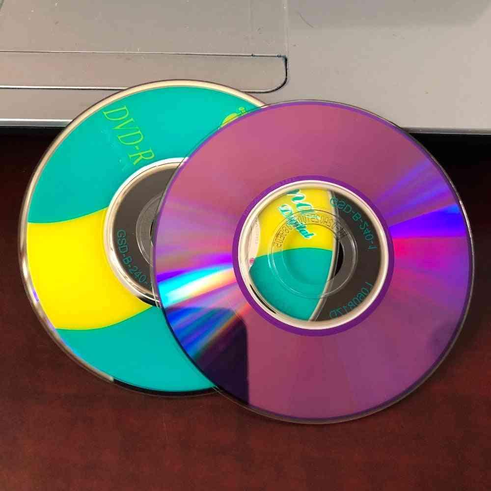 Mini 8 Cm 1.4 Gb Fruit Blank Printed 8x Dvd R Discs