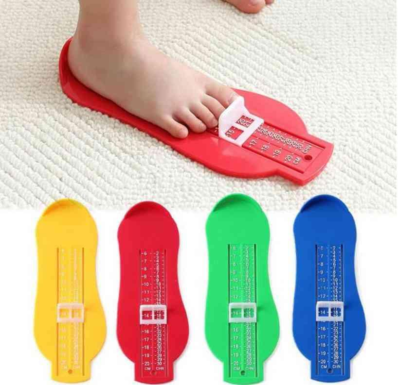 Baby Souvenirs Foot, Shoe Size Measure Gauge Ruler Device