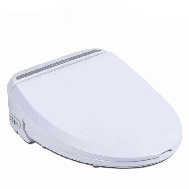 Smart Heated Toilet Seat With Remote Control - Automatic Lid Cover