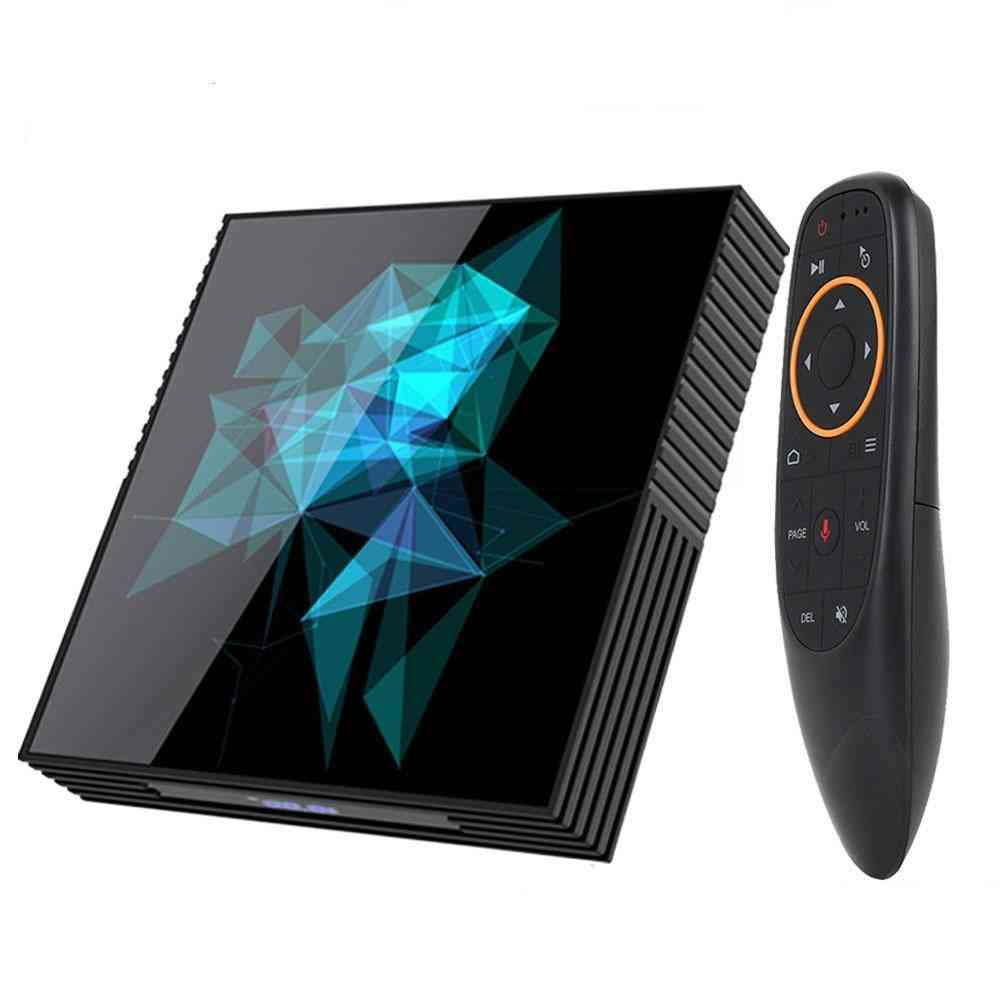 Smart Android 9.0 Tv Box-wifi Bluetooth 4.2, 4k Google Player