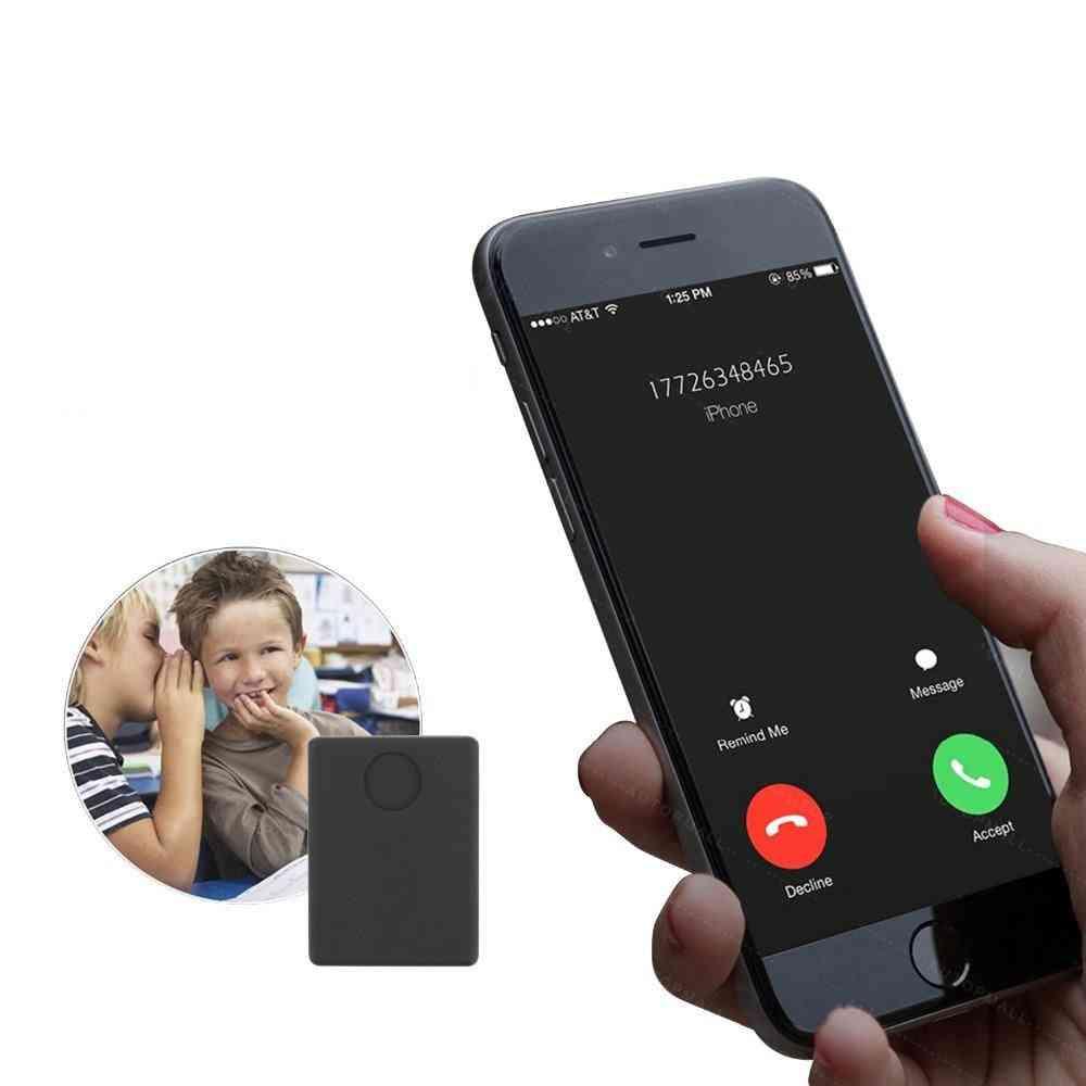 Mini Spy Gsm Device - Anti Lost Anti-theft Gps Tracker
