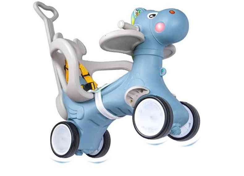 Horse Stroller For - Rocking And Wheelchair