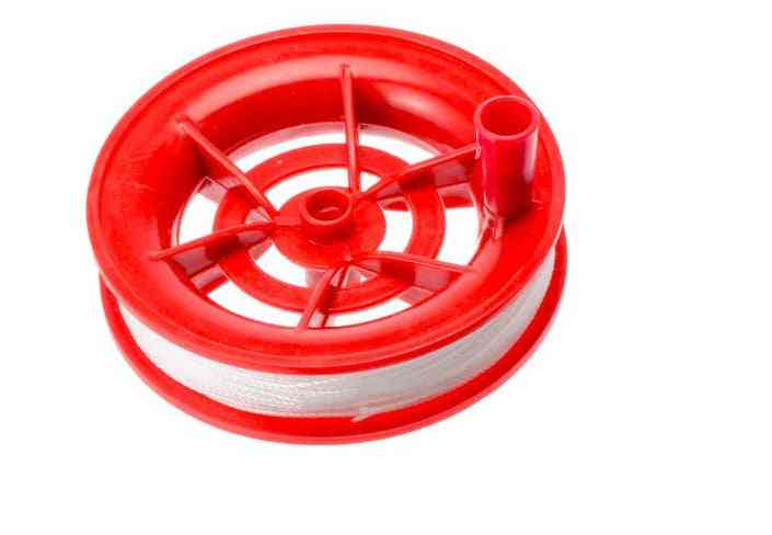 50m/100m Kite Wheel Line, Twisted String - Winder Flying For