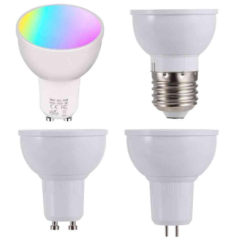 Smart Wifi Lamp 6 W Rgb Magic Bulb Cup Wake Light