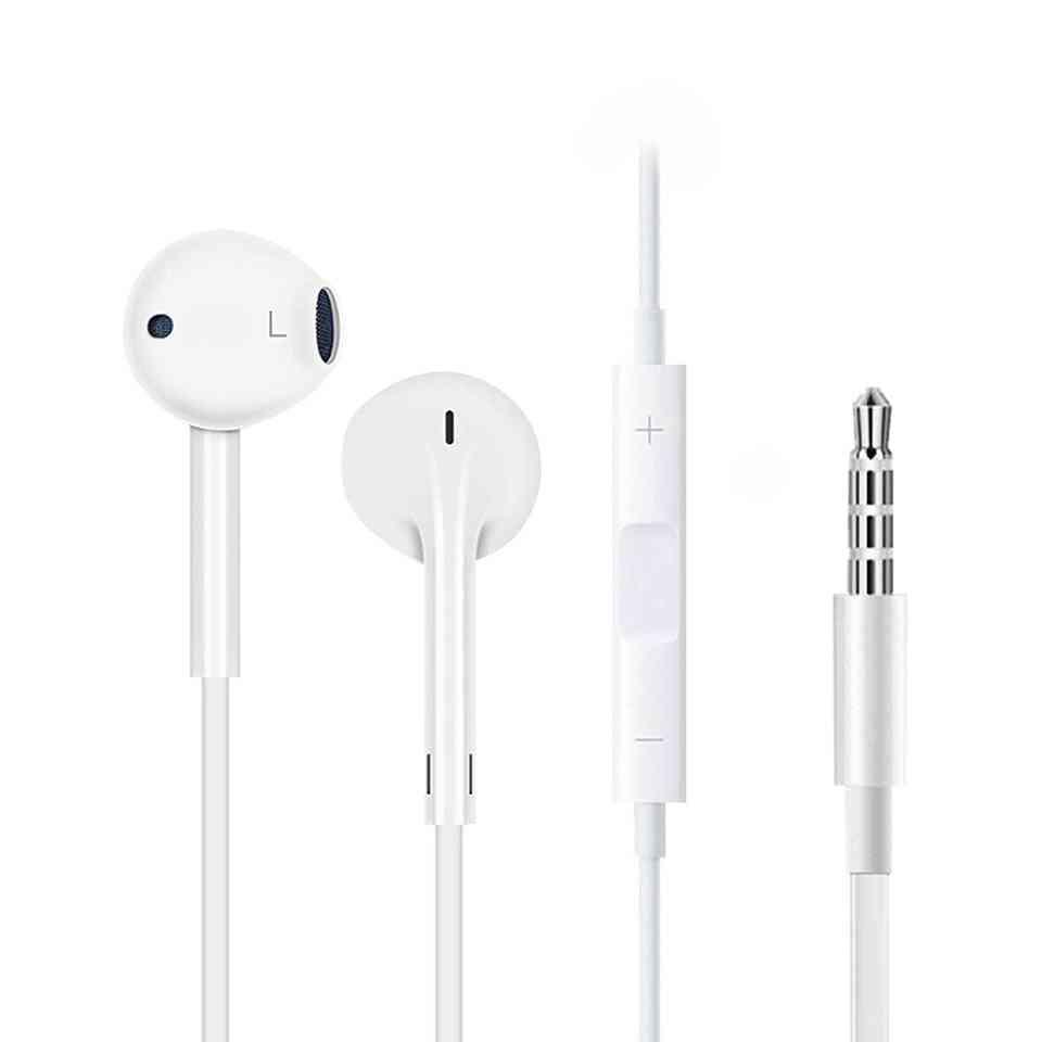 Apple Earpods-3.5mm Plug & Lightning In-ear Earphones