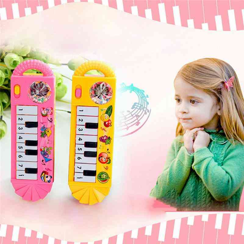Toy Keyboard Piano, Cute Electronic Musical Instrument