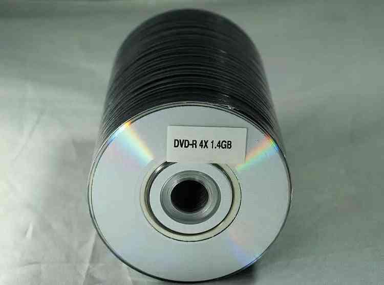 25 Discs Less Than 0.3% Defect Rate - 1.4 Gb 8 Cm Mini Blank Dvd R Disc