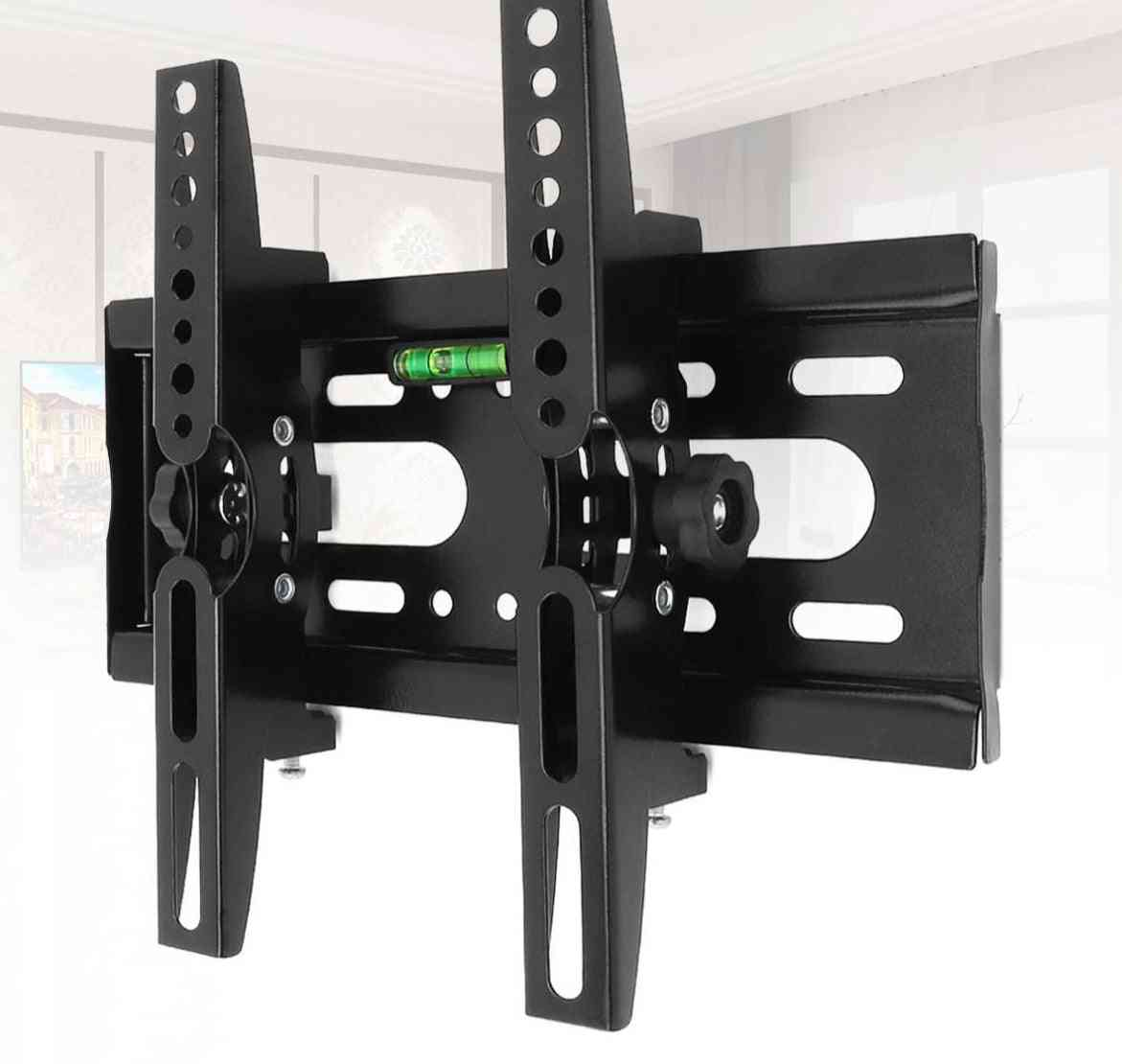 Universal 25kg Adjustable Tv Wall  Mount Bracket Flat Panel Tv