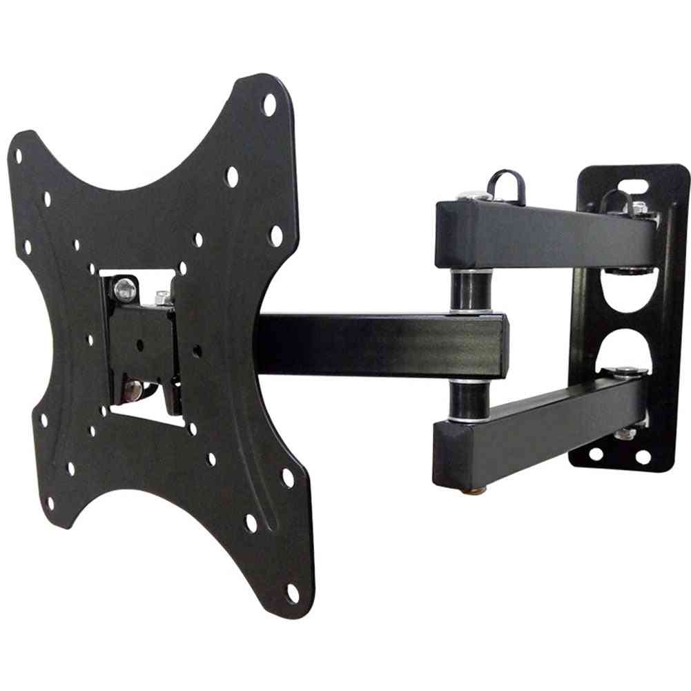 Wall Mount And Rotatable Tv Brackets For 14-42inch Screen