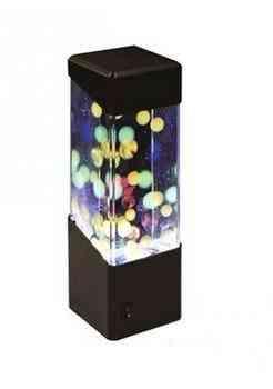 Jellyfish Tank Night Light Aquarium Style Led Lamp