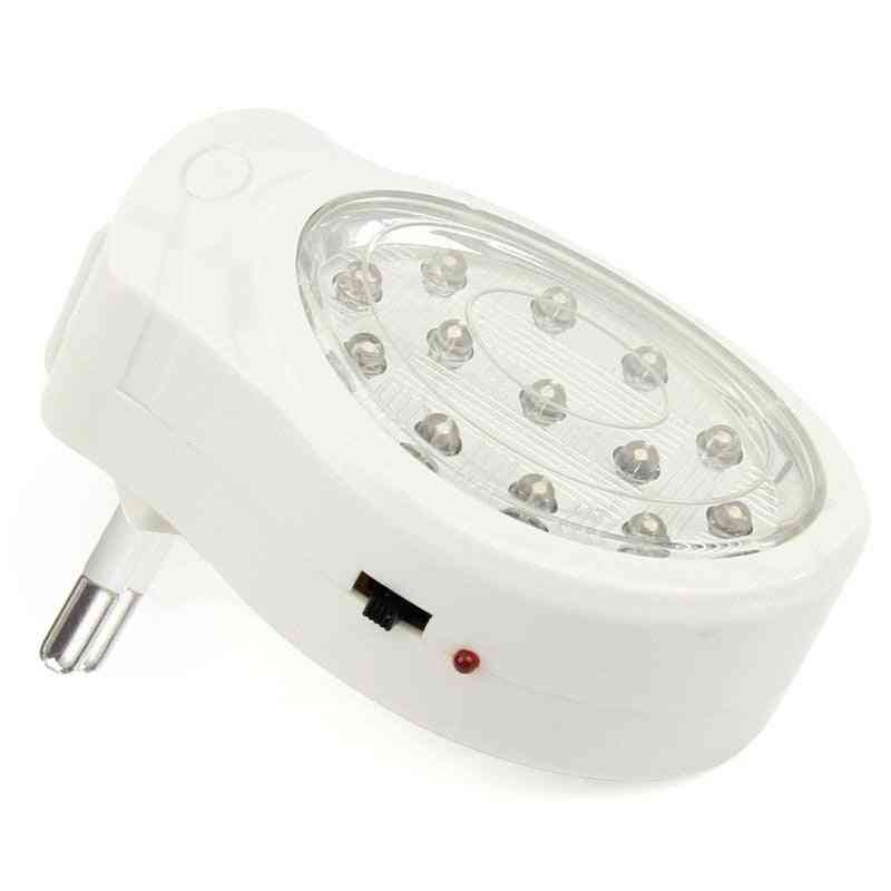 Rechargeable Wall Emergency Light, Power Failure Lamp