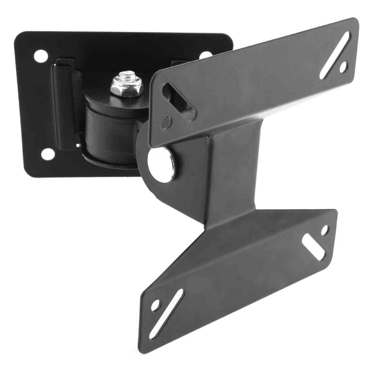Adjustable And Rotatable-wall Mount Tv Holder Bracket