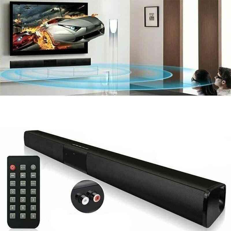 Wireless-soundbar With Bluetooth- Bar Speaker System