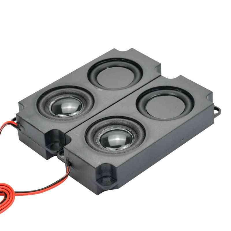 5w, 8ohm-portable, Double-diaphragm Speaker