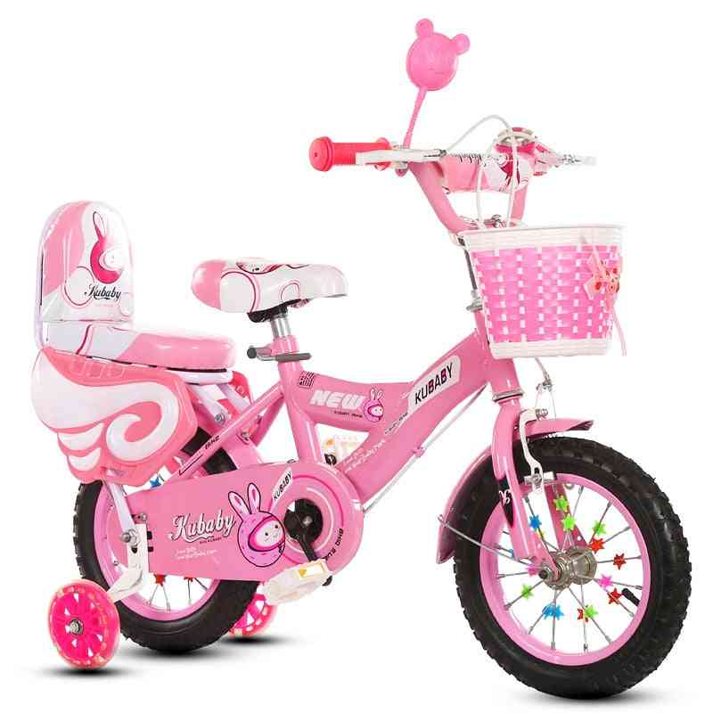 Tricycle Balance Bike For Kids With Safety Assist Wheel