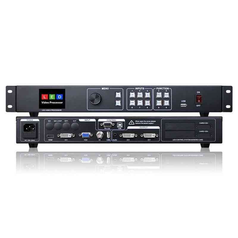 Mvp300, Support 1920*1080 Pixels, Led Display Video Processor For Outdoor Advertising