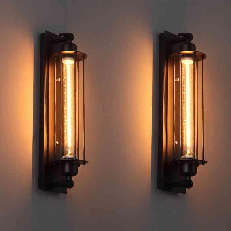 Meter Mall Industrial Vintage Wall Lamp