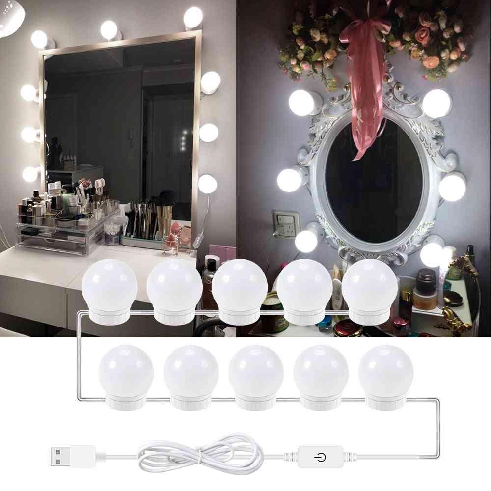 Led Makeup Mirror Light, For Dressing Table, Bathroom