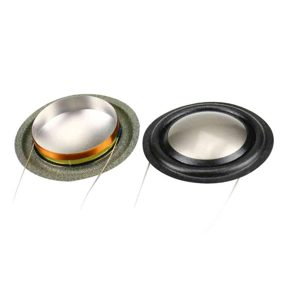 B&w Speaker -tweeter Voice Coil 8-ohm 26 Core Titanium Diaphragm High Sensitivity Same Side