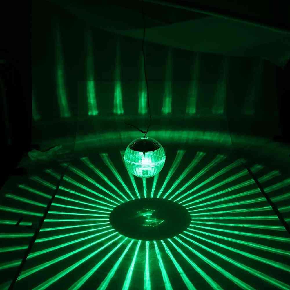 Solar Powered-pool Floating Led Light