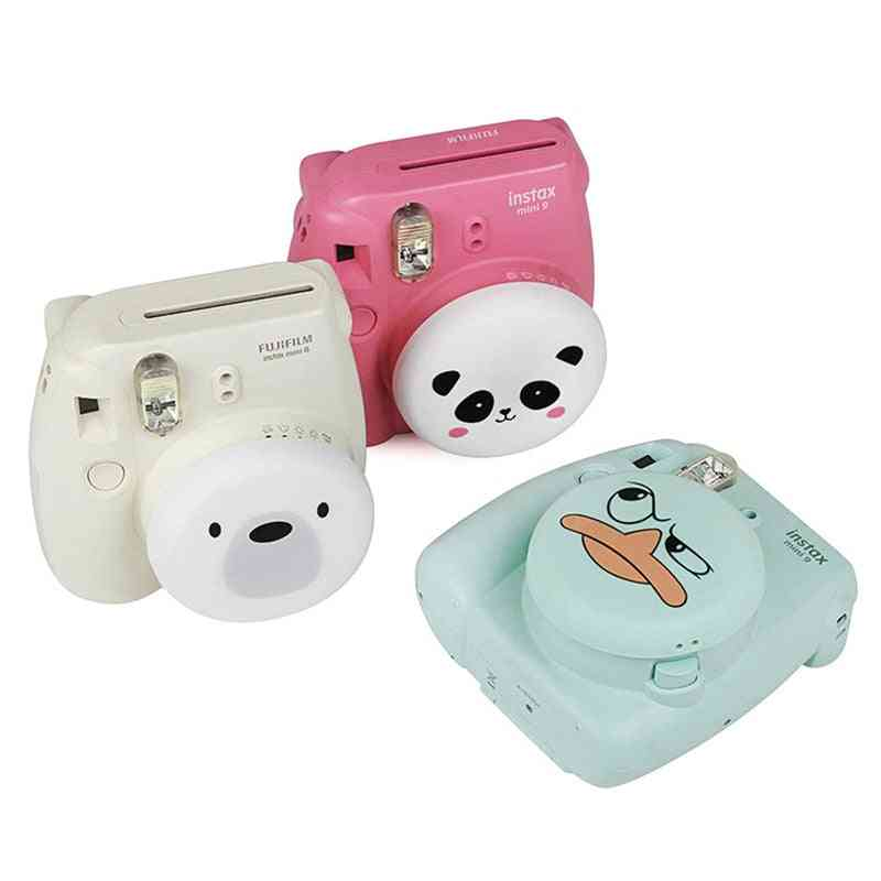 Adorable Camera Lens Cover- Silicone Shell For Instax Mini 8/8+/9