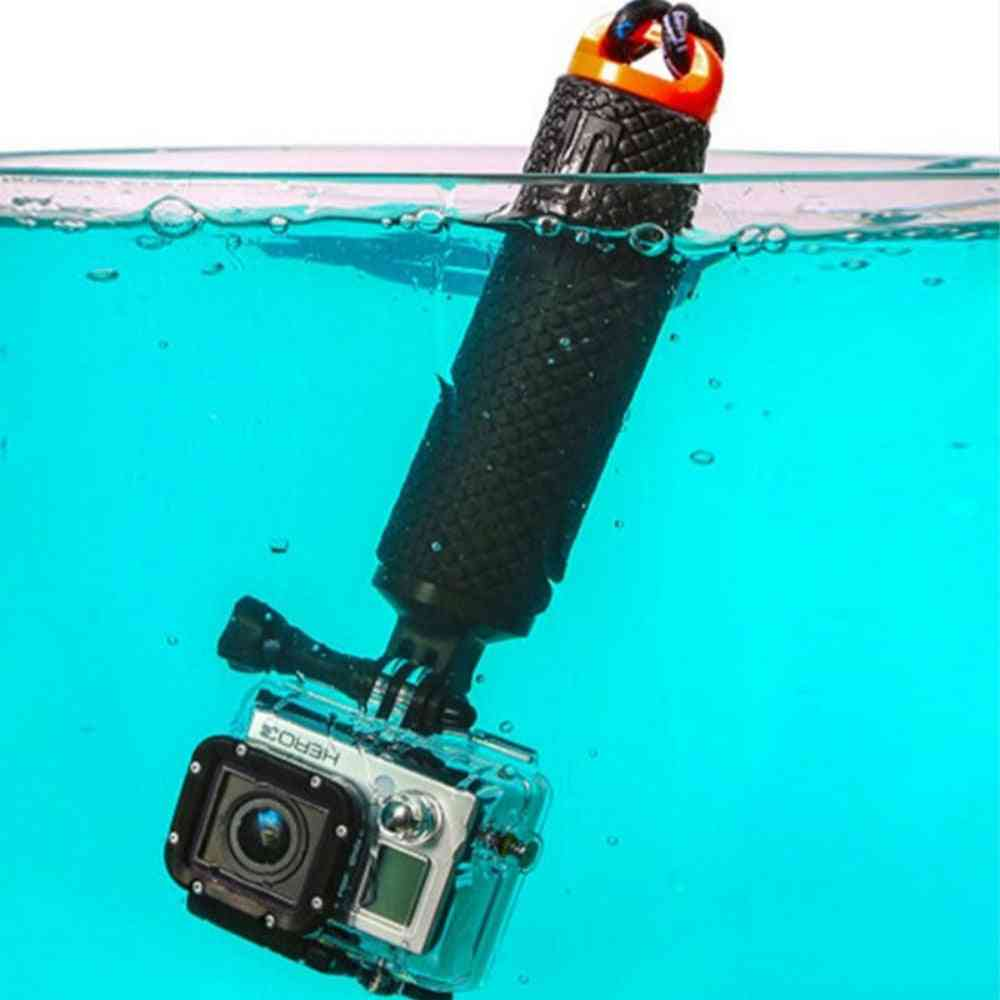 Water Floating, Hand Grip Stick For Go Pro Hero 8/7/6/5/4-action Camera