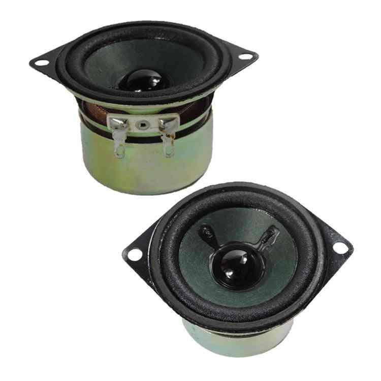 Full Range Speaker - Diy Hifi Loudspeaker For Car Stereo