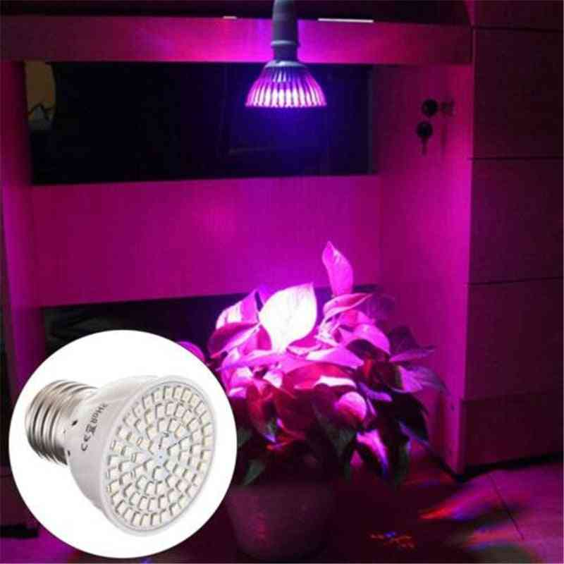 Led Plant Growth Phyto Lamp - Full Spectrum Lights Bulb For Seeds Flower Greenhouse Hydroponics