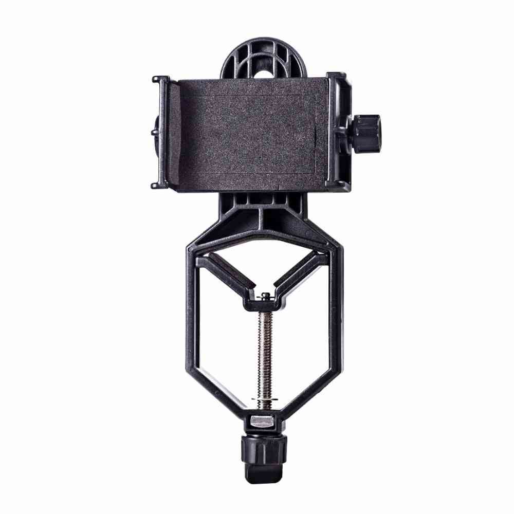 Microscope Astronomical Telescope - Single And Double Cylinder, Digital Shooting Phone Holder