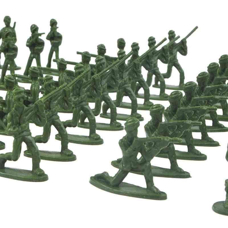 Static Small Soldier - Characters Military Model's