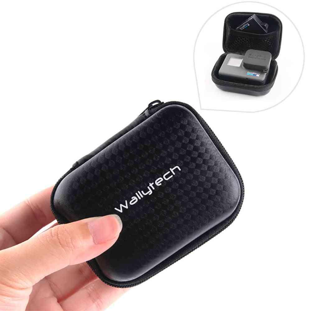 Portable Mini Box Xiaoyi Bag, Sport Camera Waterproof Case For Xiaomi/yi 4k Gopro Hero 8/7/6/5/4