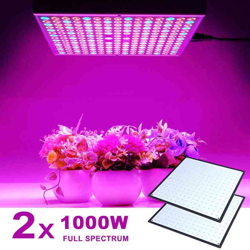 Led Grow Light - Full Spectrum Plant Fitolampy Lamps