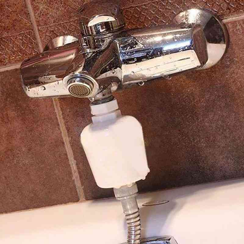 In-line Shower Water Filter For Home Bathroom / Kitchen