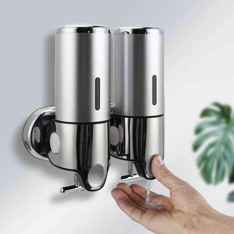 Double Hand Pump Liquid Soap Dispenser