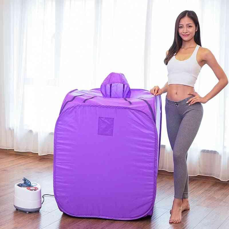Portable Steam Bath Machine For Lose Weight Keep Skin Healthy