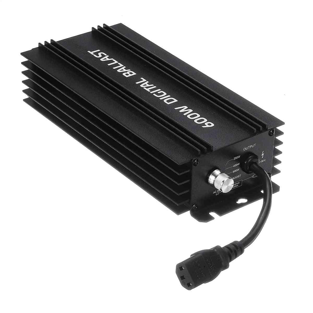 Digital 600w -eu Plug Ballasts -grow Lights Hps