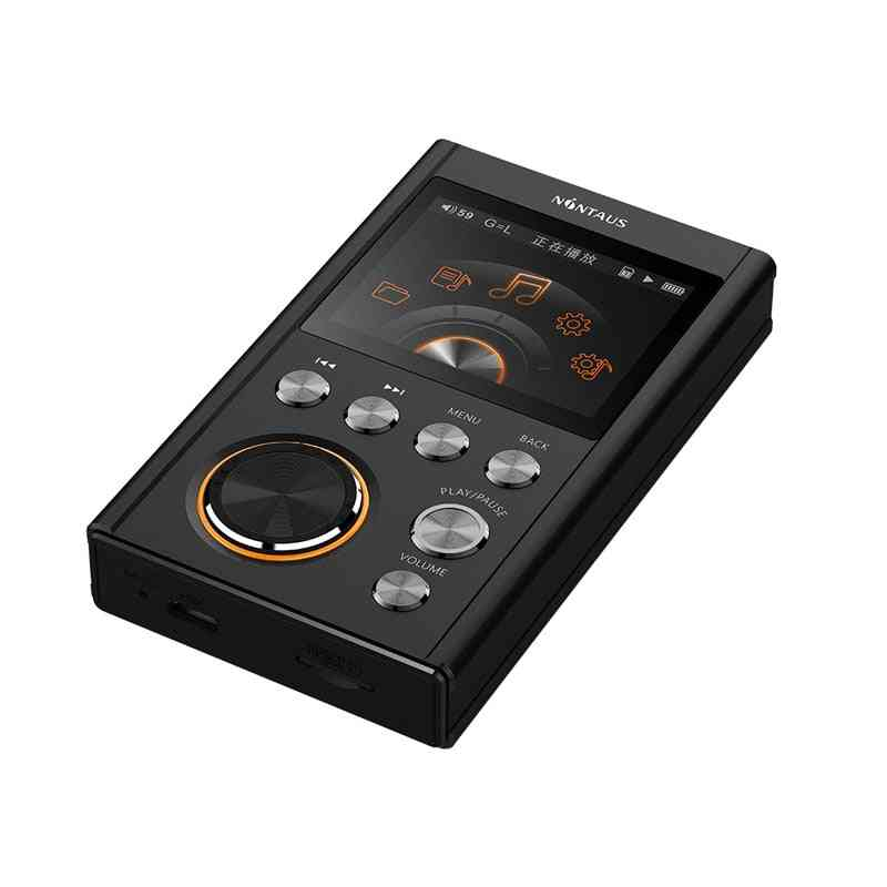 High Quality Mini  16gb Mp3 Hifi Player
