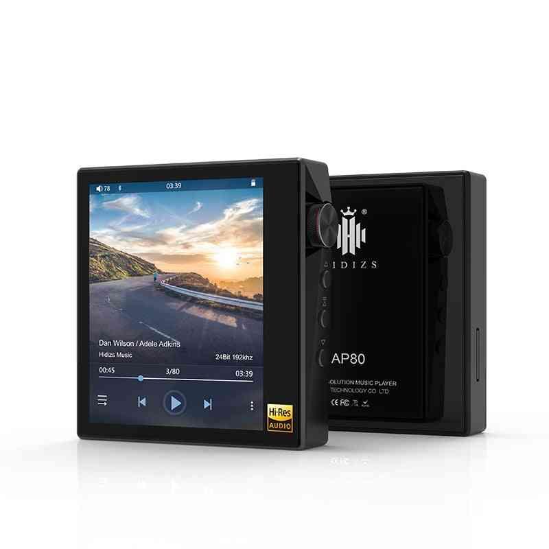 Hi-res Bluetooth Hifi Music Mp3 Player & Fm Radio