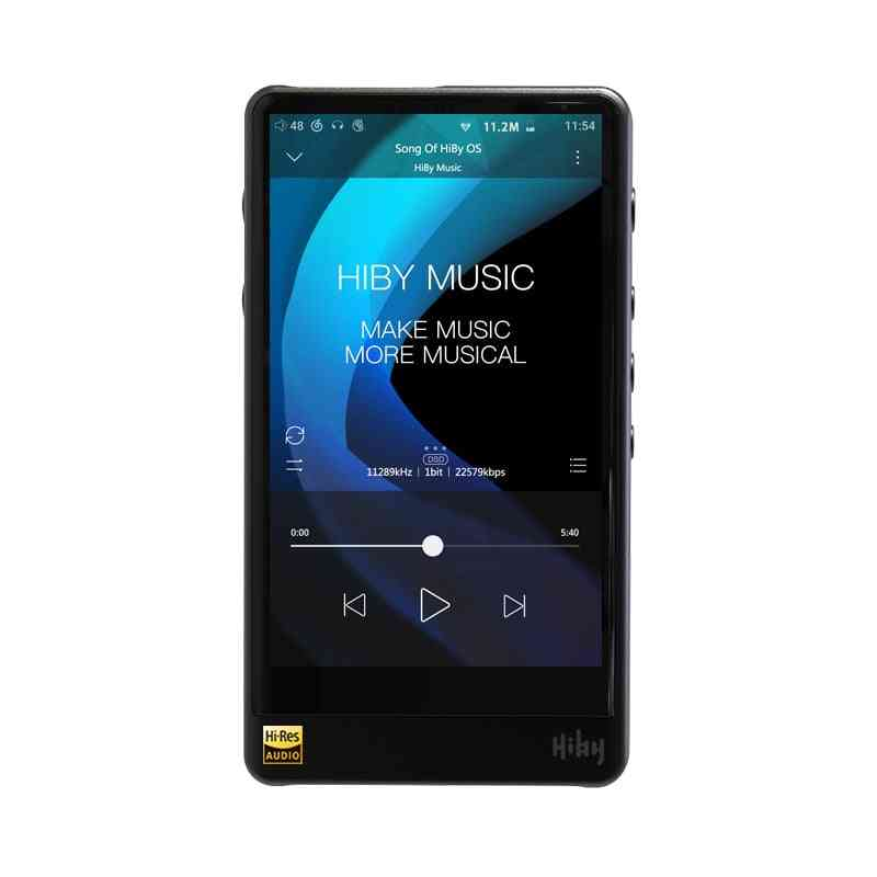 Aluminum Alloy Android Hifi Lossless & Hires Music Player