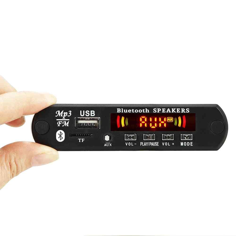 Mp3 Usb Bluetooth5.0 Hands Free Integrated - Mp3 Player Decoder Board Module