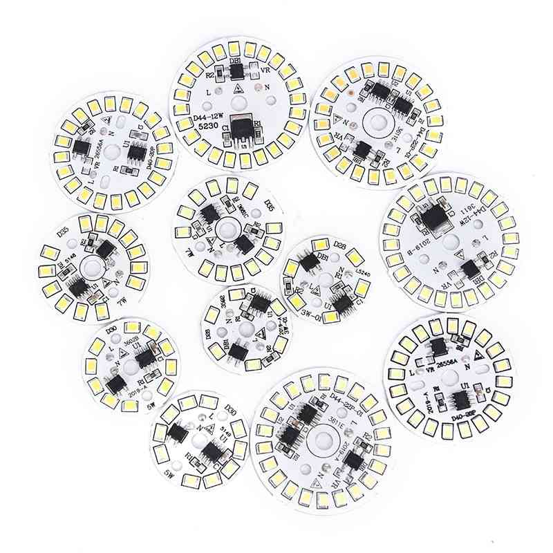 Smd Plate Circular Module Light Source Plate - Led Bulb Chip