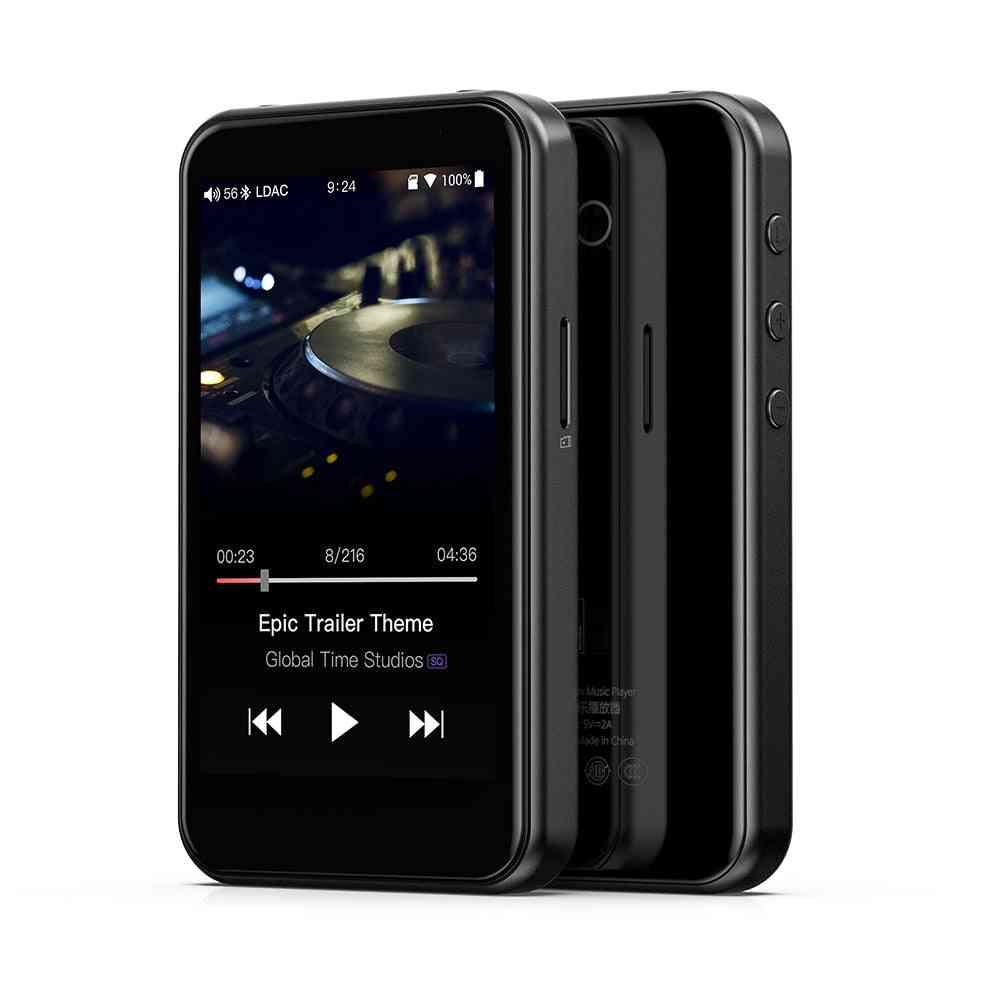 Hi-res Bluetooth Hifi Music Portable & Mp3 Player