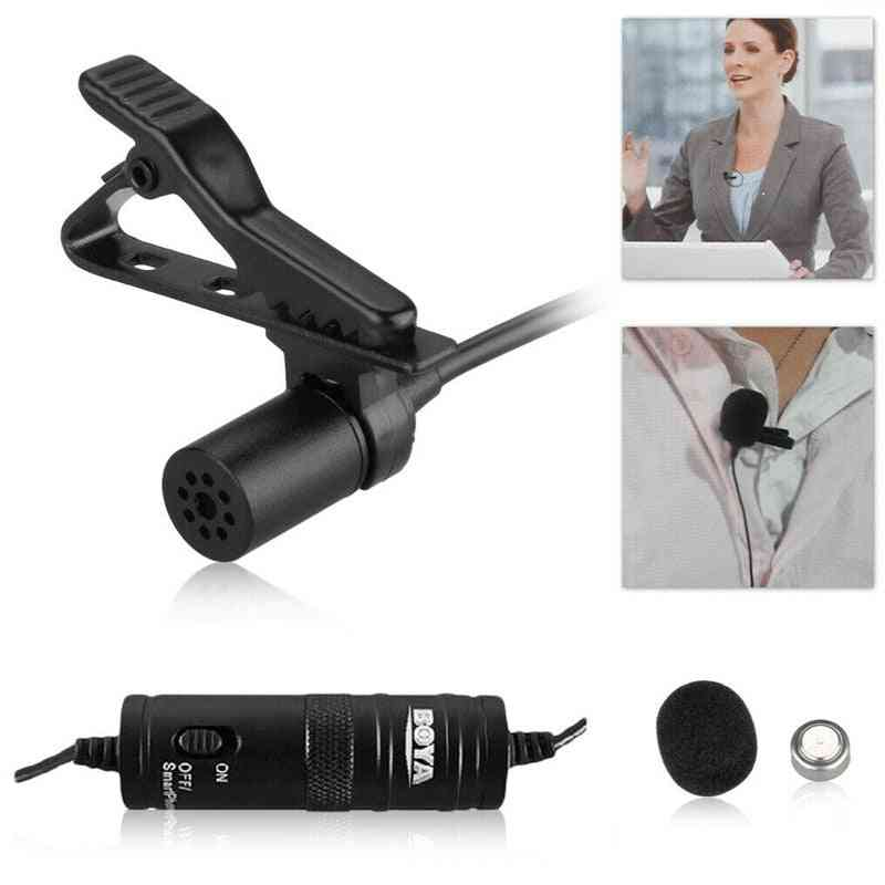 Professional Microphone For Smartphone & Dslr
