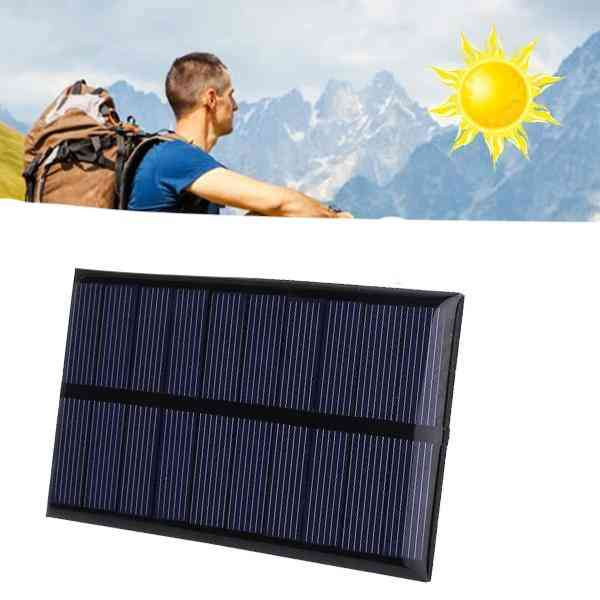 Mini Solar Panel Cell Charger Polycrystalline