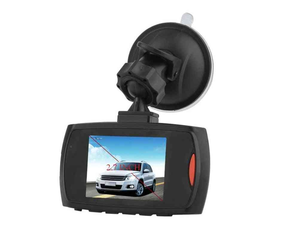 2.4inch Lcd Display With Night Vision Vehicle Camera
