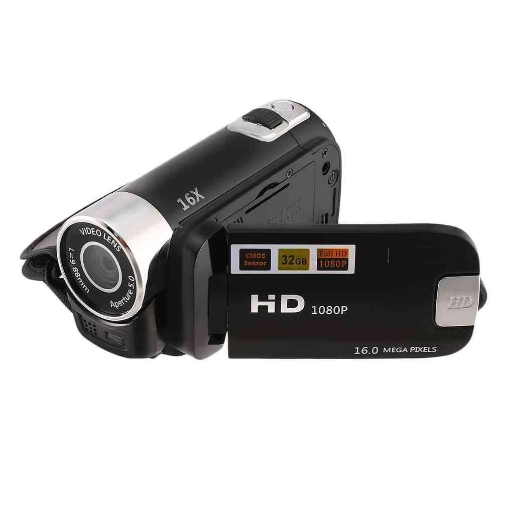 Screen Full Hd 1080p- Digital Tft Camera