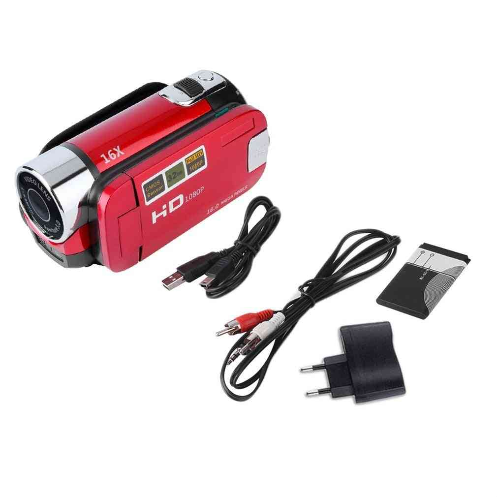 Mini Portable Digital Video Camera  With Lcd Screen